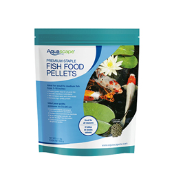 Aquascape Premium Staple Fish Food 1.1lbs - Mixed Pellet (MPN 81050)