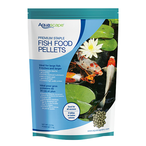 Aquascape Premium Staple Fish Food 4.4 - Mixed Pellet (MPN 81052)