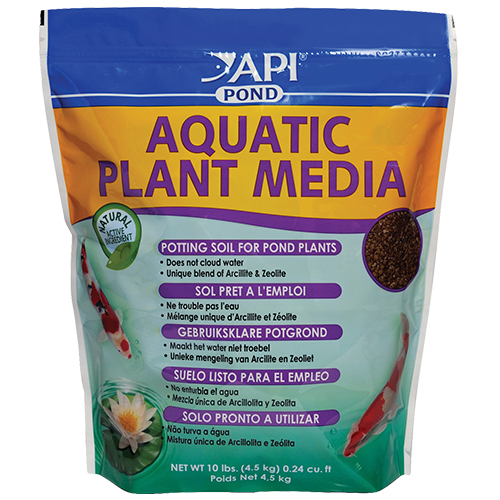 API Pond Aquatic Planting Media 10 lbs (MPN 187 B)