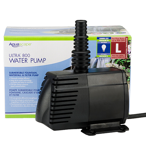 Aquascape Ultra Pump 800 GPH (MPN 91007)