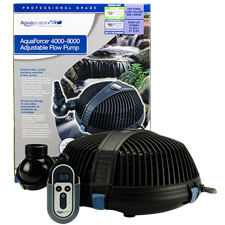 Aquascape AquaForce Pro 4000-8000