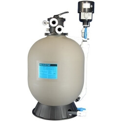 Aquadyne 8000 Bead Filter, Includes DynaMax Blower