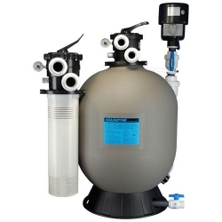 "Aquadyne 8000HE HIGH Efficiency 2"" Head Bead Filter"