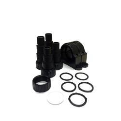 Aquascape UltraKlear UV Sterilizer Fittings Kit (fits 14W, 28W, 55W) (MPN 95052)