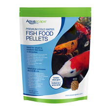 98871 - Aquascape Premium Cold Water Fish Food, Medium Pellet 2.2 lb (MPN 98871)