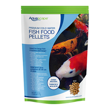 98872 - Aquascape Premium Cold Water Fish Food, Large Pellet 4.4 lb (MPN 98872)