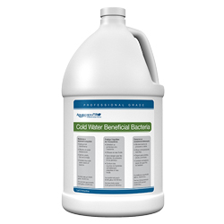 AquascapePRO Cold Water Bacteria 1 Gallon (MPN 98895)