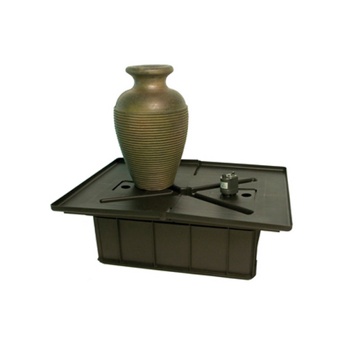 98923 - Aquascape Green Slate Amphora Vase Fountain Kit (MPN 98923)