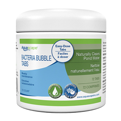 Aquascape Beneficial Bacteria Bubble Tabs 72 ct.