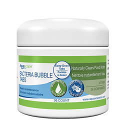 Aquascape Beneficial Bacteria Bubble Tabs 36 ct.