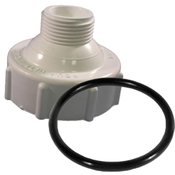 Aqua Ultraviolet EZ Twist Top, White, With O-Ring (MPN A40012)