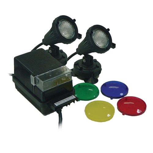 21356 - EasyPro (2) 20 Watt Halogen Lights and Transformer (MPN EPLK2)