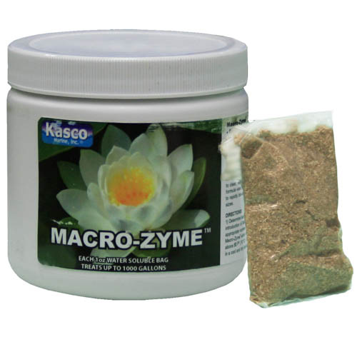 Macro-Zyme Beneficial Bacteria (6) 1 oz water soluble bags  (MPN MZ1)