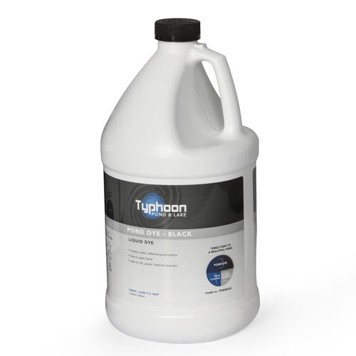 Atlantic Typhoon Pond Dye - Black - 1 Gal (MPN TPWDBLKG)
